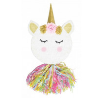 Piñata Tête de Licorne, ScrapCooking Party