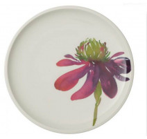 Assiette plate Artesano Flower Art, Villeroy et Boch