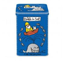 Boîte à sel Marin, Derrière la porte
