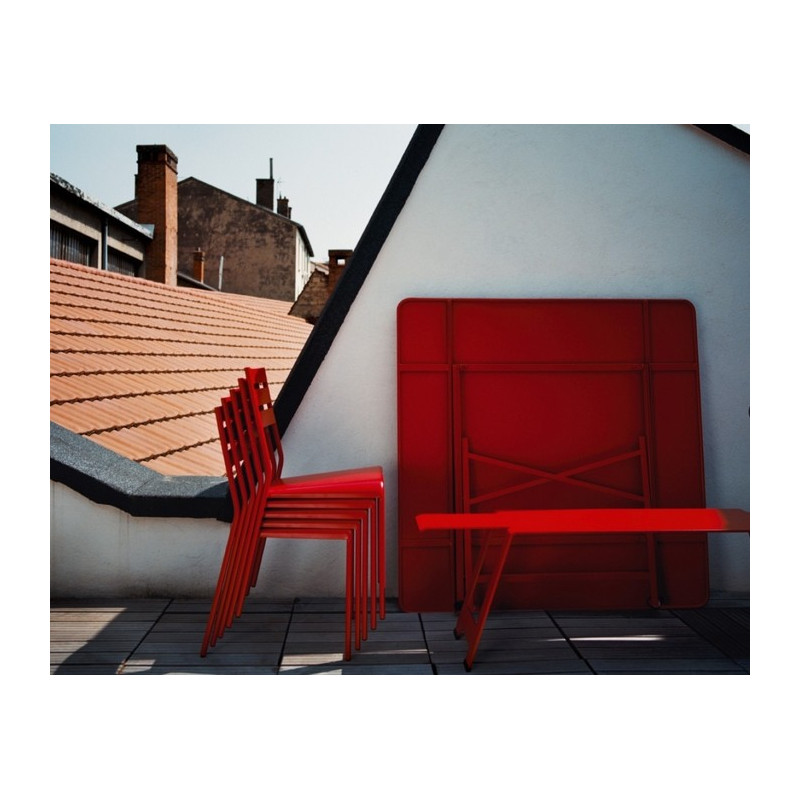 Vente banc de jardin fermob origami 154 cm fauteuils for Banc de jardin fermob