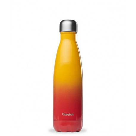 Bouteille isotherme Sunset 500ml, Qwetch
