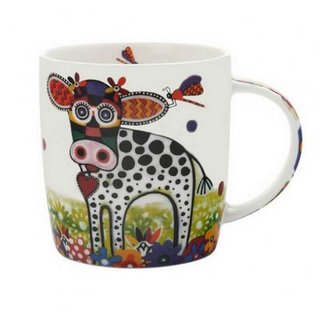 Mug Vache Smile Style, Bruno Evrard