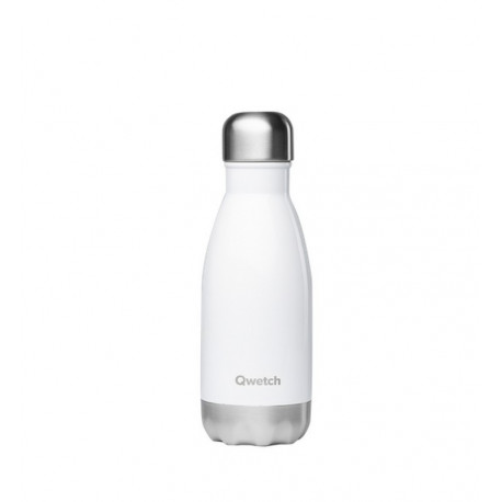 Bouteille isotherme Originals Blanc, Qwetch