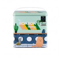 Boîte à Lessive-linge Ronron laverie, Derrière La Porte