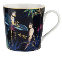 Mug Cacatoès collection Tahiti, Sara Miller