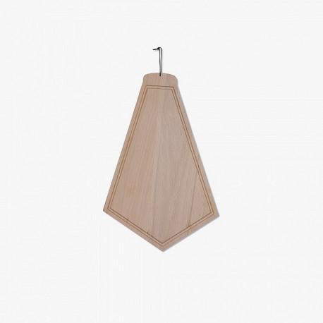 Planche en bois Tie, Dutchdeluxes