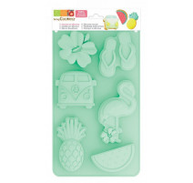 Moule silicone Multi-Summer, ScrapCooking