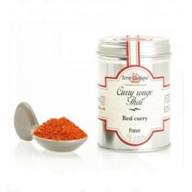 Curry Rouge Thaï, Terre Exotique