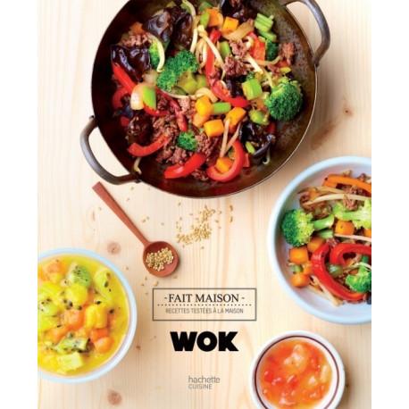 Wok, Hachette Cuisine