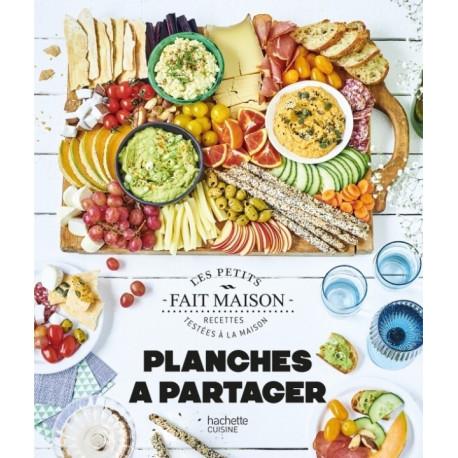 Planches à partager, Hachette Cuisine
