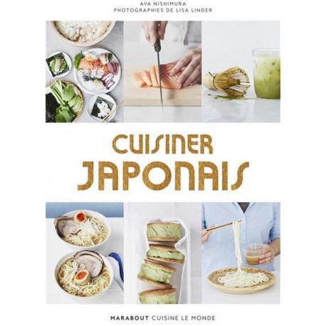 Cuisiner japonais, Marabout