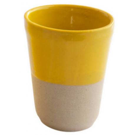 Gobelet en grès, Manufacture de Digoin