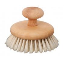 Brosse de massage avec pommeau, Redecker