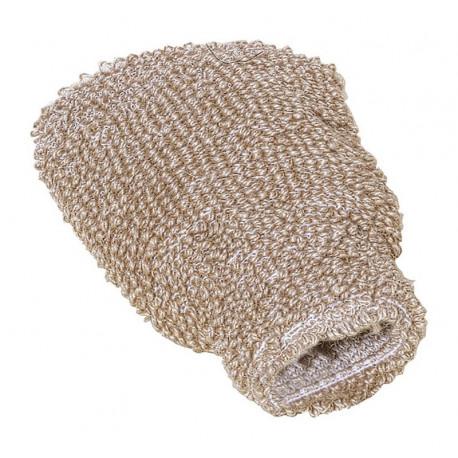 Gant de massage Lin et coton, Redecker