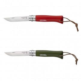 Couteau N°8 Baroudeur couleur, Opinel