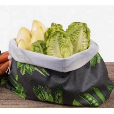 Sac à salades Végan, Sacasalades