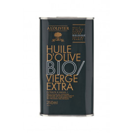 Huile d'olive Bio Vierge Extra, A L'OLIVIER