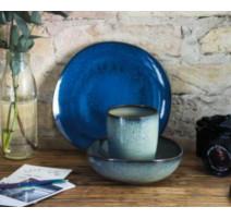 Service vaisselle Lave Bleu, Villeroy et Boch