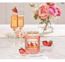 Jarre Bellini Fraise, Yankee Candle