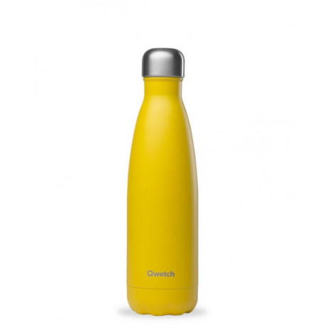 Bouteille isotherme Pop 500ml, Qwetch