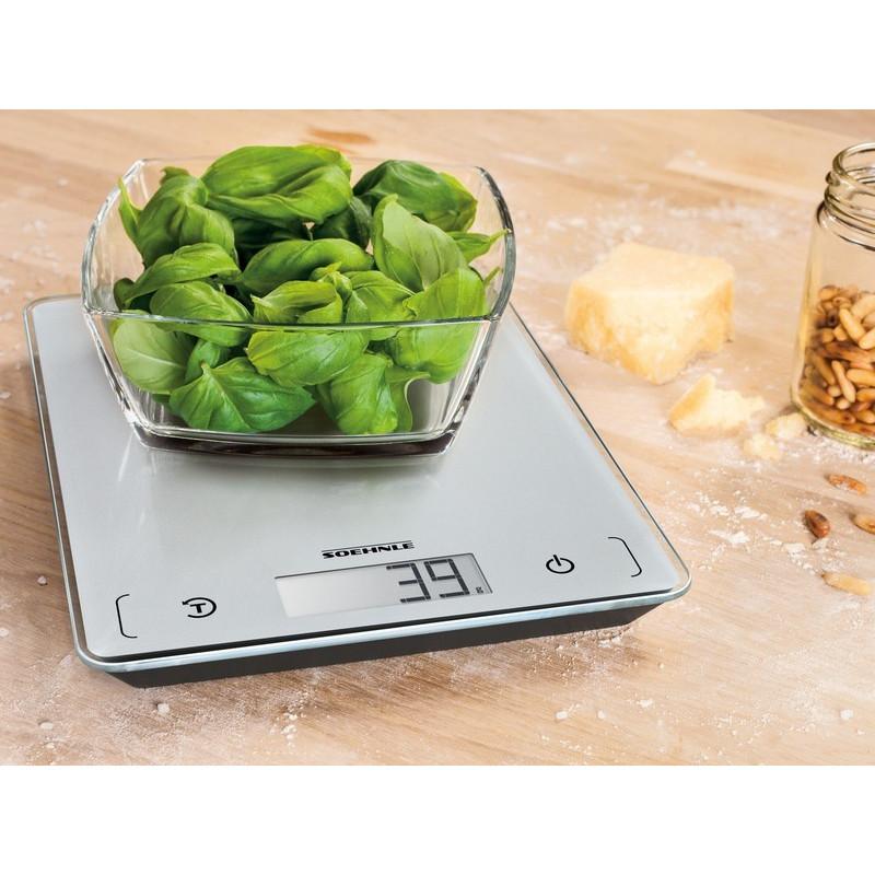 Soehnle Numérique Balance de cuisine Balance page Comfort 200