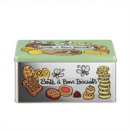 Boîte à Biscuits Pour ma santé, Derrière la porte