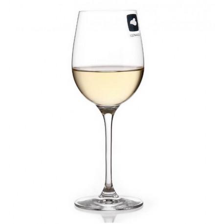 Coffret 6 verres à vin blanc Ciao+, Léonardo