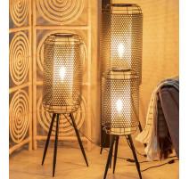 Lampe tube métal Archer, Zuiver