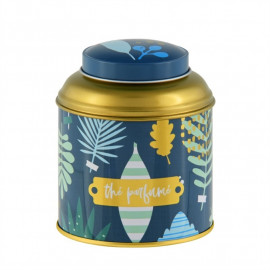 Boîte à thé vrac Herbier, Derrière la porte