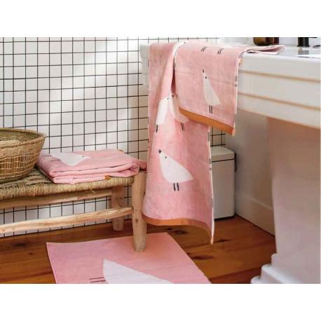 Serviette éponge Lintu Blush, Scion Design
