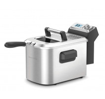 Friteuse inox digitale QFE580, Riviera & Bar
