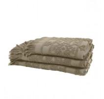 Linge de toilette Sumatra kaki, Harmony Textile