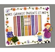 Cadre mes grands parents et moi(version garçon) 480GDPGT13