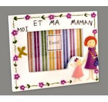 Cadre moi et ma maman (version fille) 480MAMAFT13