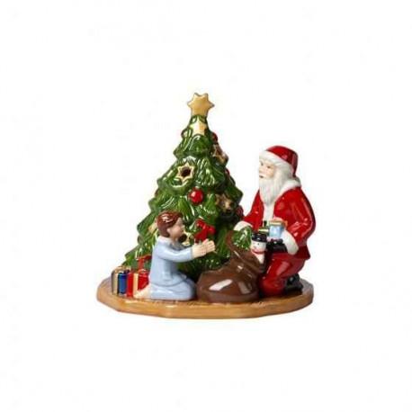Photophore Distribution des cadeaux Christmas Toys, Villeroy & Boch