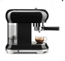 Machine à café Expresso Années 50 noir, SMEG