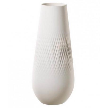 Vase collier noir, Villeroy et Boch