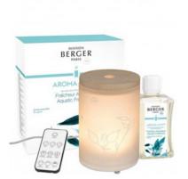 Diffuseur électrique Aroma Happy, Lampe Berger