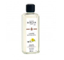 Parfum Soleil Divin 500 ml, Lampe Berger