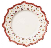 Assiette plate ronde Toy's Delight, Villeroy & Boch
