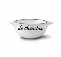 """Bol """" Le Chouchou """", Pied de Poule"""
