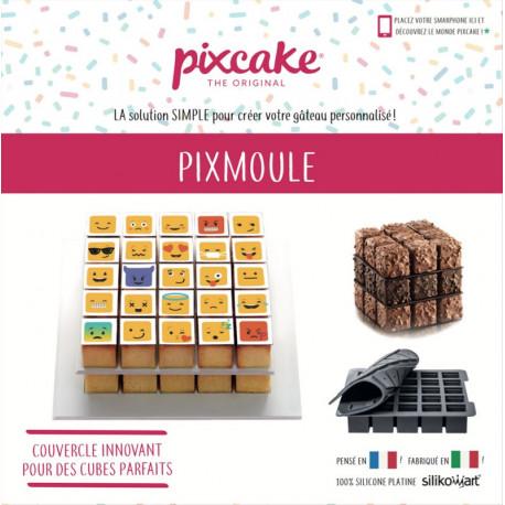 Pixmoule, Pixcake