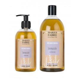 Savon liquide de Marseille Lavande, Marius Fabre