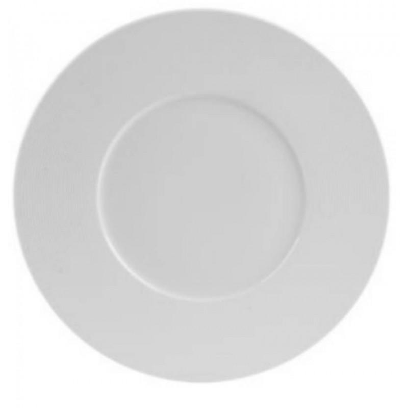 Acheter Service Vaisselle Alinoe Strie De Table Passion Assiette