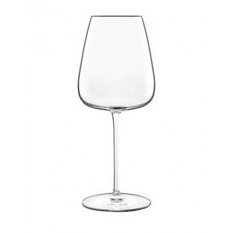 Coffret 6 verres à vin rouge I Meravigliosi, Bruno Evrard