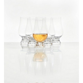 6 Verres à whisky Glencairn Open Bar