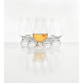 6 Verres à whisky Glencairn Open Bar