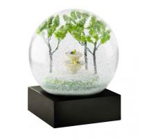Boule à neige Fontaine au Chardonneret, CoolSnowGlobes