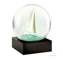 Boule à neige Voilier, CoolSnowGlobes