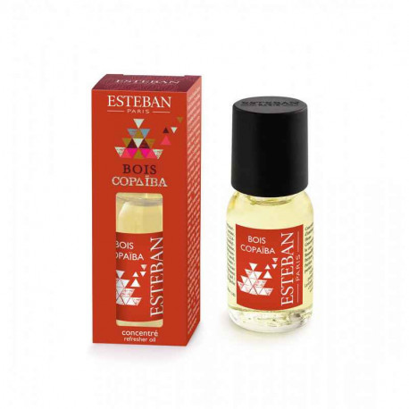 Concentré de parfum Bois Copaïba, Esteban